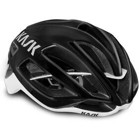 Kask Protone Helm schwarz/weiß